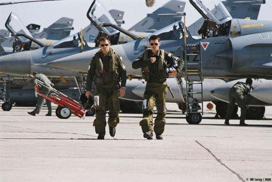 Sky Fighters: Akce v oblacích (2005)