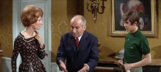 Senzační prázdniny (1967)