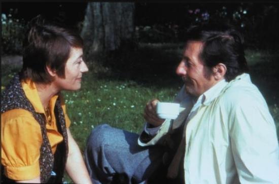 Annie Girardot a Jean Rochefort