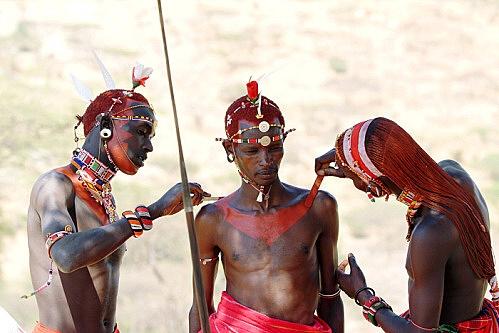 Bílá Masajka (2005)