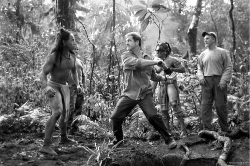 Z natáčení filmu