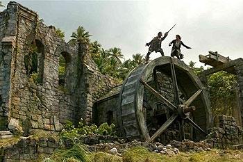 Piráti z Karibiku: Truhla mrtvého muže (2006)