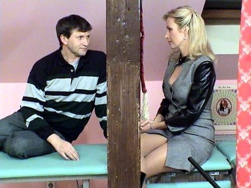 Kateřina Brožová a Jan Hrušínský