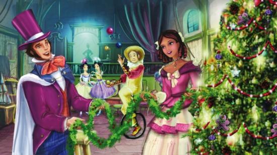 Barbie a kouzelné Vánoce (2008)