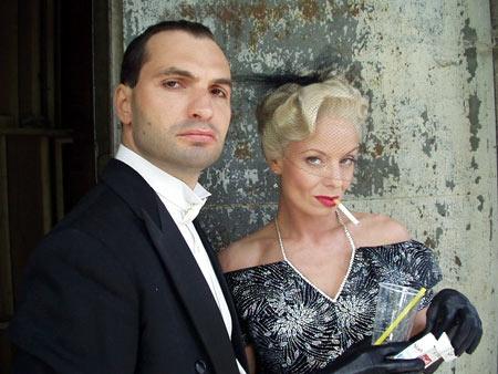 Jiří Macháček a Vilma Cibulková