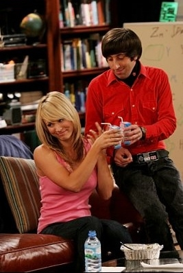 Kaley Cuoco Simon Helberg