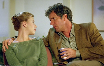 Scarlett Johansson and Dennis Quaid