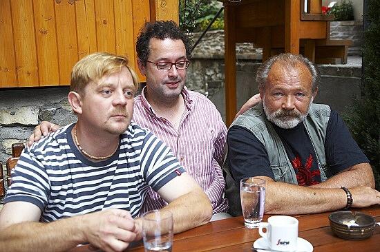 Čtvrtníček, Polášek, Hrušínský