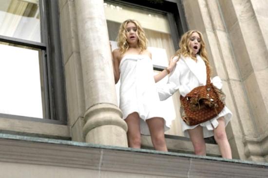Ashley a Mary-Kate Olsenovy