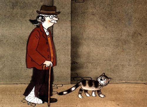 O zvířátkách pana Krbce (1977) [TV seriál]