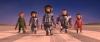 Vesmírní opičáci (2008)