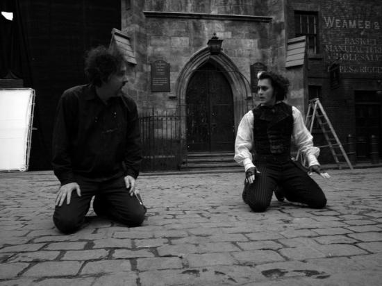 Sweeney Todd: Ďábelský holič z Fleet Street (2007)