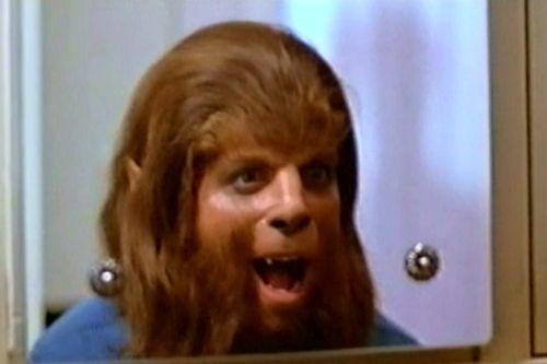 Školák vlkodlak (1985)