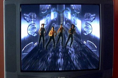 Návštěvníci II - V chodbách času (1998)