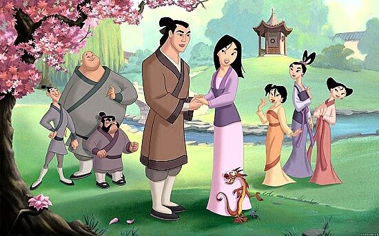 Legenda o Mulan 2 (2004) [Video]