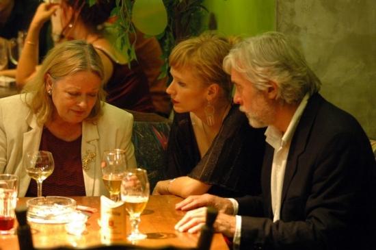 Matka, Marcela a Evžen na koncertě
