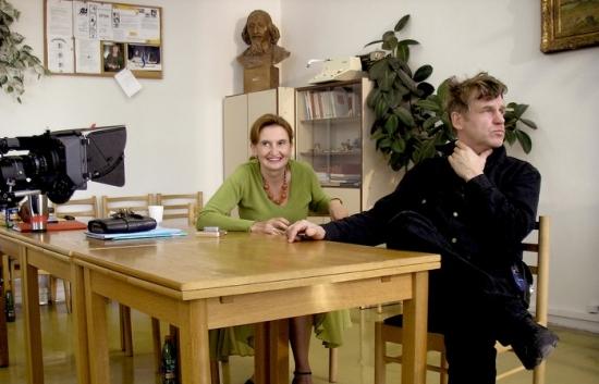 Eva Holubová a Tomáš Vorel