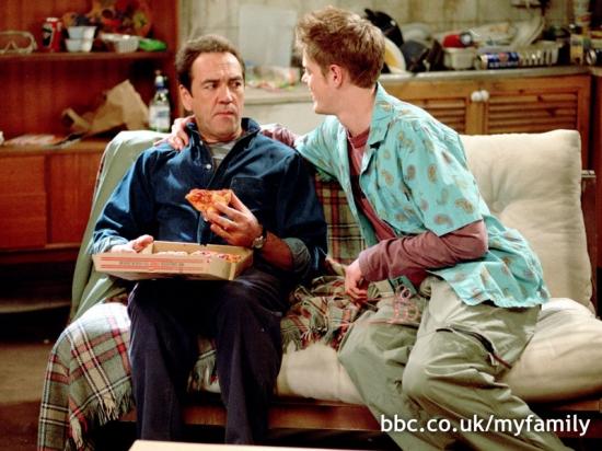 Moje rodina (2000) [TV seriál]