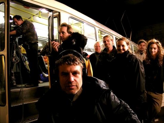 nataceni v tramvaji