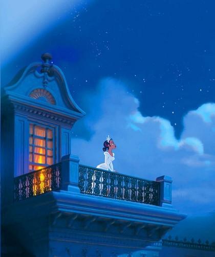 Princezna a žabák (2009)