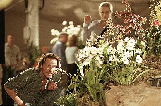 Chris Cooper a Meryl Streep