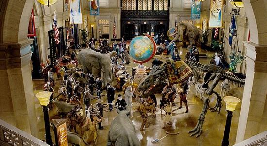Noc v muzeu (2006)