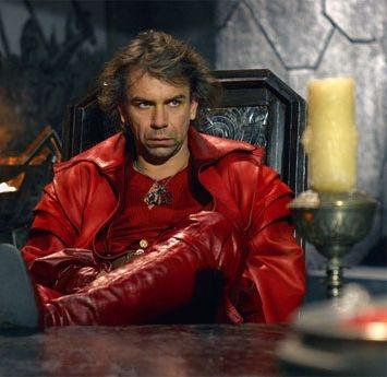 Torreton ako Robert z Artois