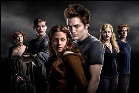sourozenci Cullenovi a Bella