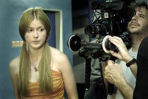 Marie Doležalová (Iška), Martin Douba (kameraman)