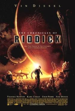 Riddick: Kronika temna (2004)