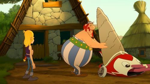 Asterix a Vikingové (2006)