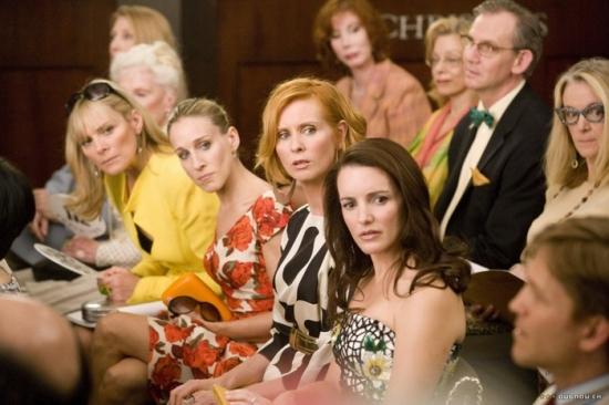 Sex ve městě (2008)