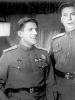 V. Merkurjev a N. Krjučkov vo filme Dívčí letka