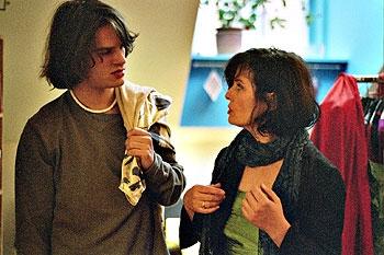David Kraus (Pavel) a Jana Krausová (Eva)