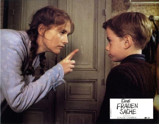 Ženská záležitost (1988)