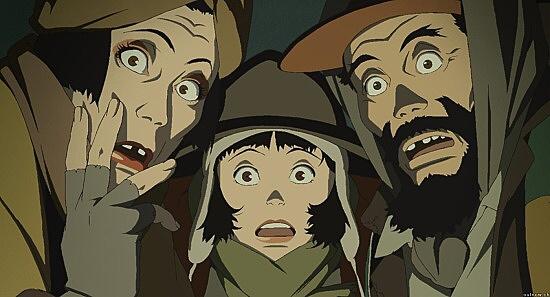 Tokijští kmotři (2003)