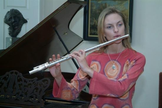 2. díl Dívka s flétnou