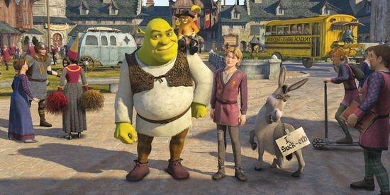 Shrek Třetí (2007)