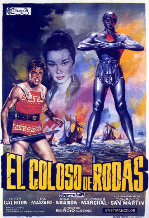 Rhodský kolos (1961)