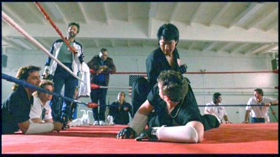 Karate tiger 5: Nejlepší z nejlepších (1989)