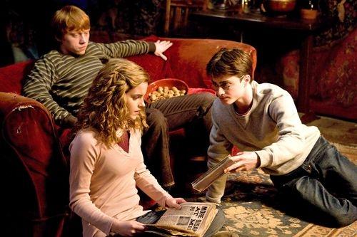 Harry Potter a Princ dvojí krve (2008)