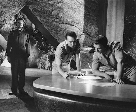Zakázaná planeta (1956)