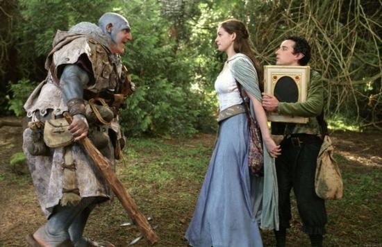 Zakletá Ella (2004)