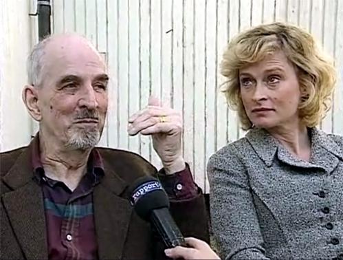 Ingmar Bergman po premiéře filmu
