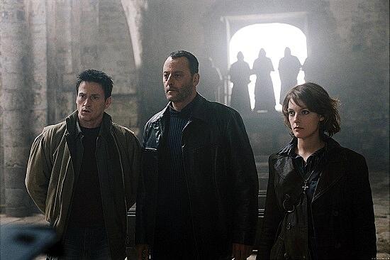 Purpurové řeky 2: Andělé Apokalypsy (2003)