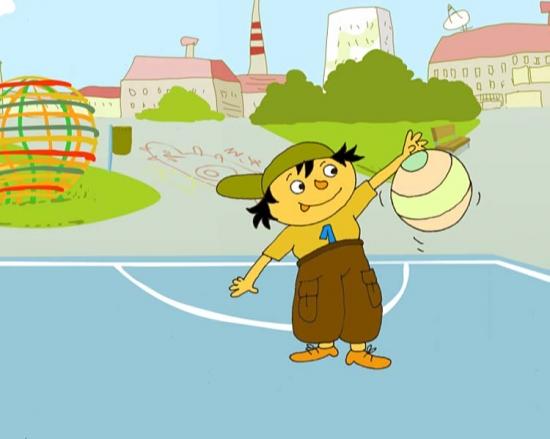Berta a Ufo (2007) [TV seriál]