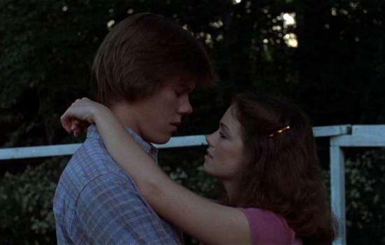 Kevin Bacon + Jeannine Taylor