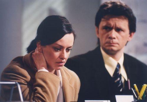 Tereza Brodská a Jan Šťastný