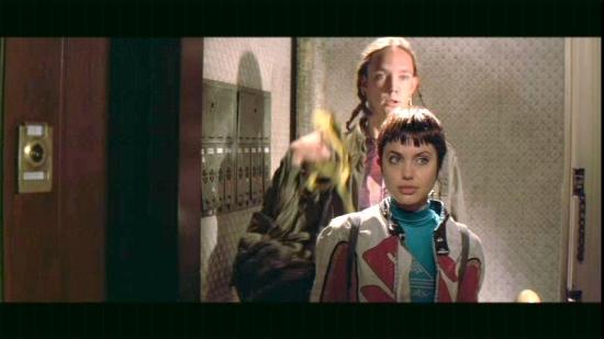 Nebezpečná síť (1995)