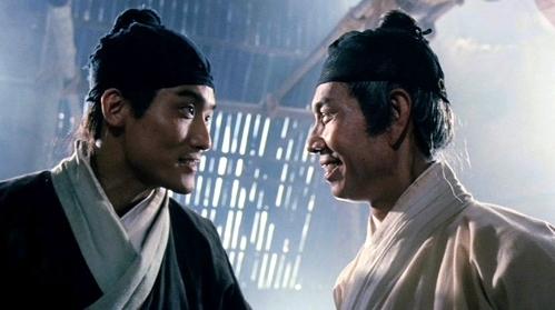 Xin long men ke zhan (1992)